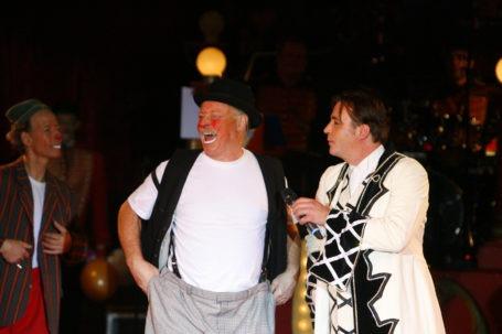 Vader en zoon Teuteberg in actie. (Foto: Thymen Stolk)