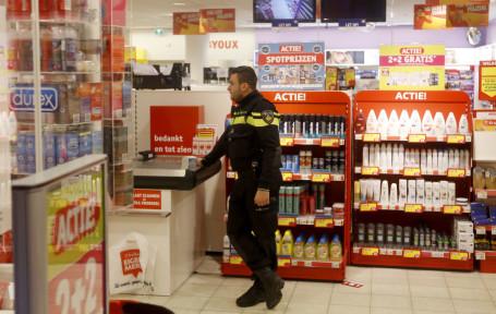 parfum gestolen bij inbraak kruidvat dordtcentraal