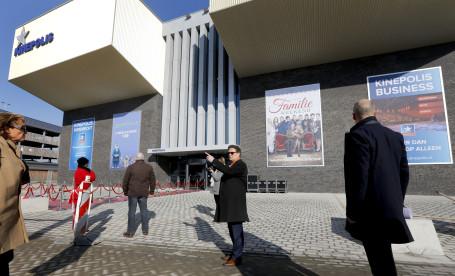 Kinepolis opent nieuwe bioscoop in Dordrecht