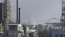 De fabriek van Chemours/DuPont aan de Baanhoekweg.(Archieffoto: Thymen Stolk)