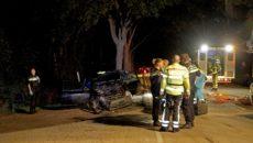 Meerdere gewonden bij ongeluk Rijksstraatweg