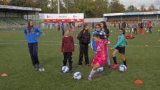 Vriendinnen voetbaldag FC Dordrecht Dordrecht