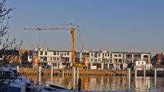Werkzaamheden Stadswerven Dordrecht