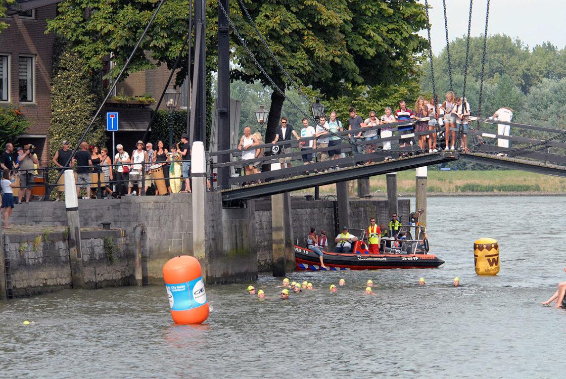 Speciale Uitgave Dudok City Swim Dordrecht In Dordt