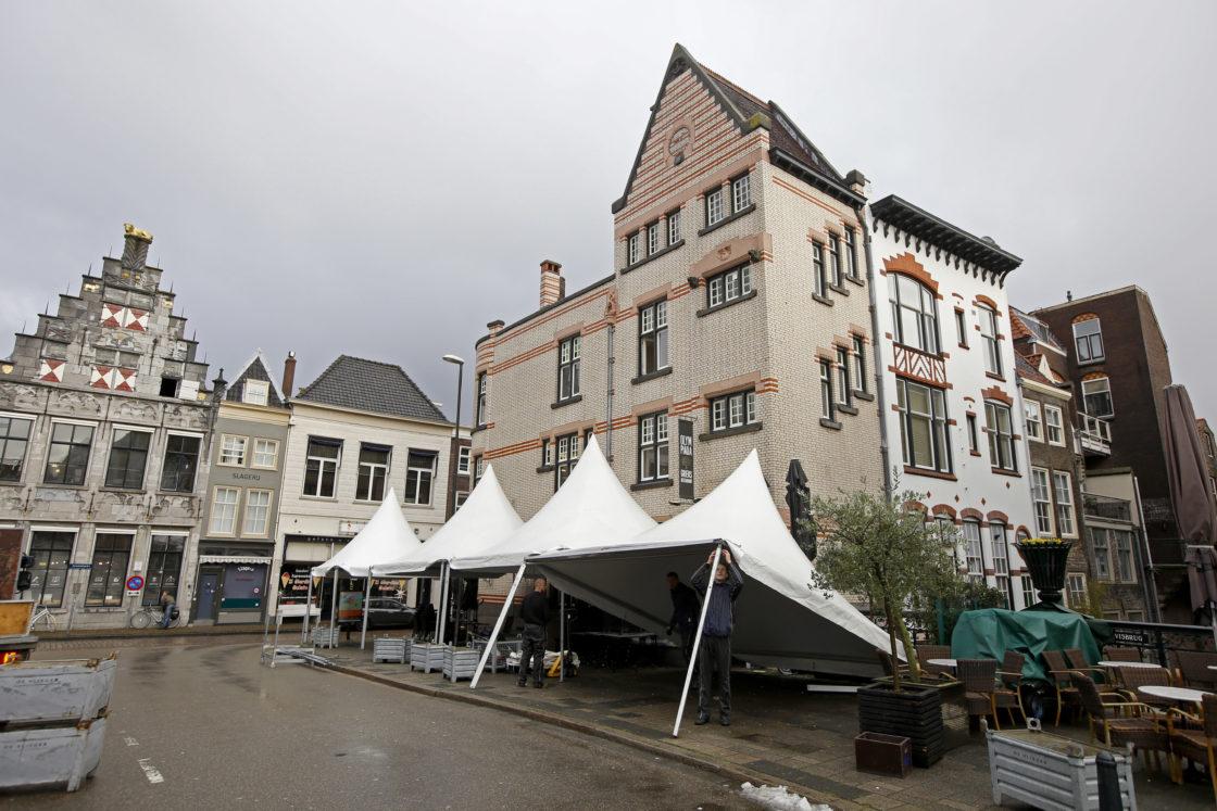 Dordtse Kerstmarkt Blijft Uniek Dordtcentraal Gratis Huis Aan
