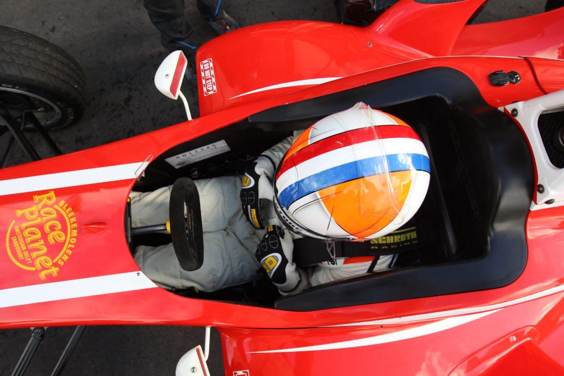 Dordtse Racer Toont Talent In Nieuwe Formule Rp1
