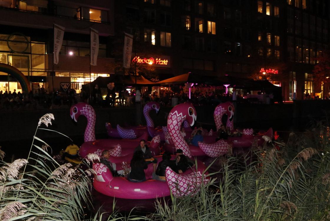 Flamingo In Huis : Vakantiehuis flamingo fun in sint willibrordus banda abou west