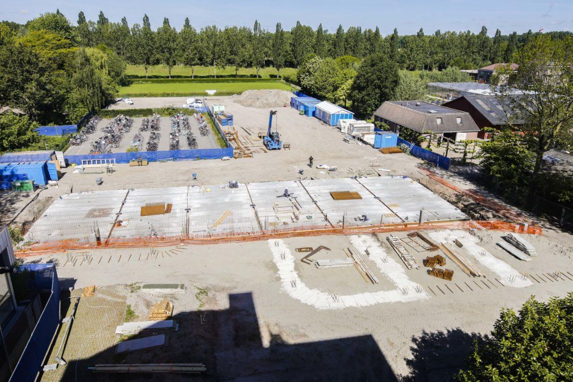 Wellant bouwt nieuwe duurzame groene campus