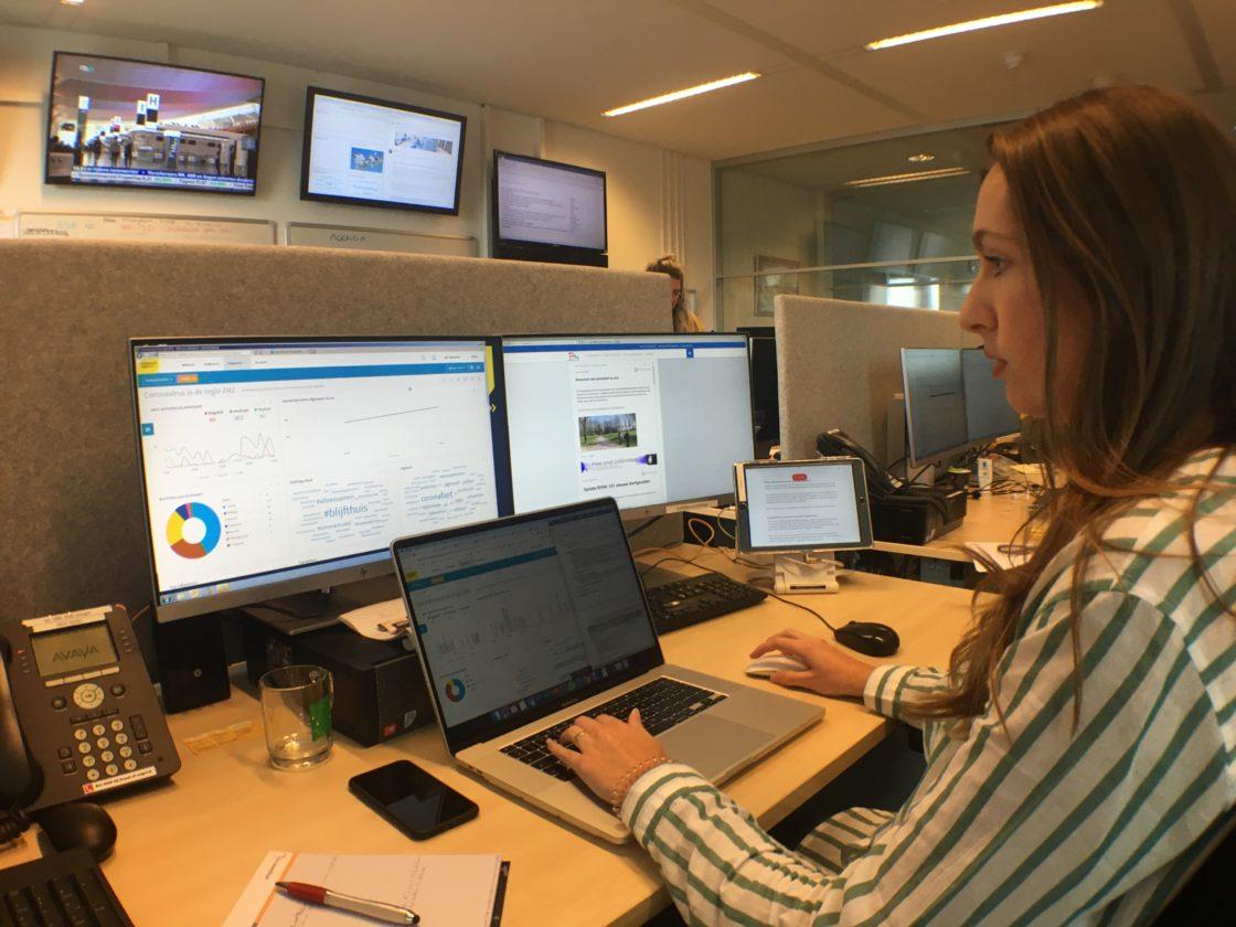 Omgevingsanalyses Helpen Veiligheidsregio Bij Optimale Communicatie Dordtcentraal Gratis Huis Aan Huis Krant Voor Dordrecht Zwijndrecht En Papendrecht