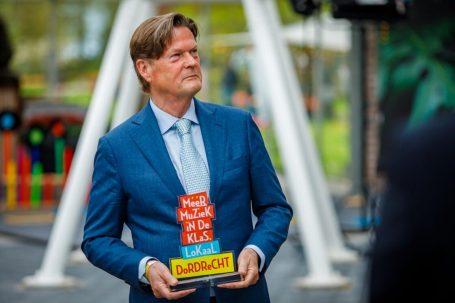 Muziek en Taal Bokaal voor Dordrecht